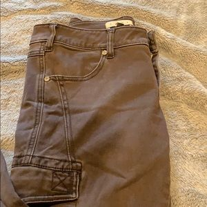 CaBi Cargo pants. Brown. Size 2